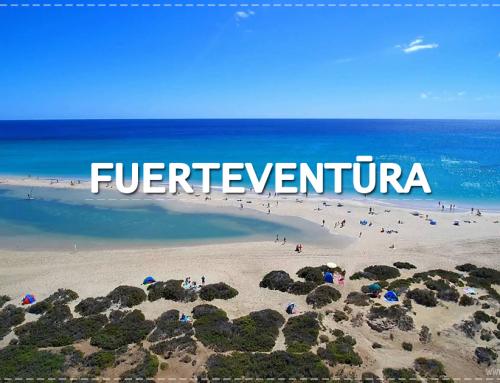 Fuerteventūra – geriausių Europos paplūdimių ir unikalios gamtos kraštas