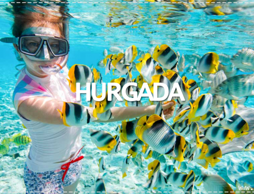 Hurgada – populiariausias Raudonosios jūros kurortinis centras
