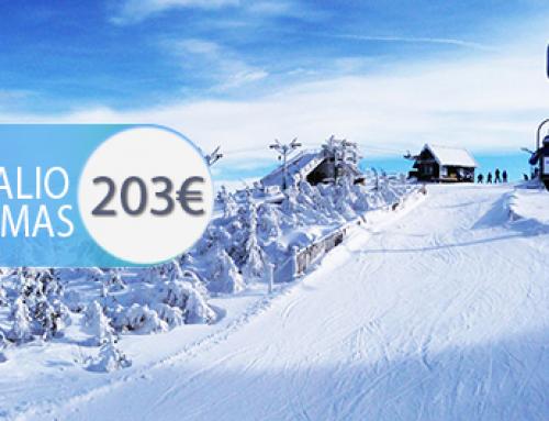 Savaitgalio slidinėjimo kelionė Beskidų kalnuose Lenkijoje