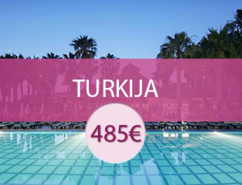 Meryan 5* – Turkija